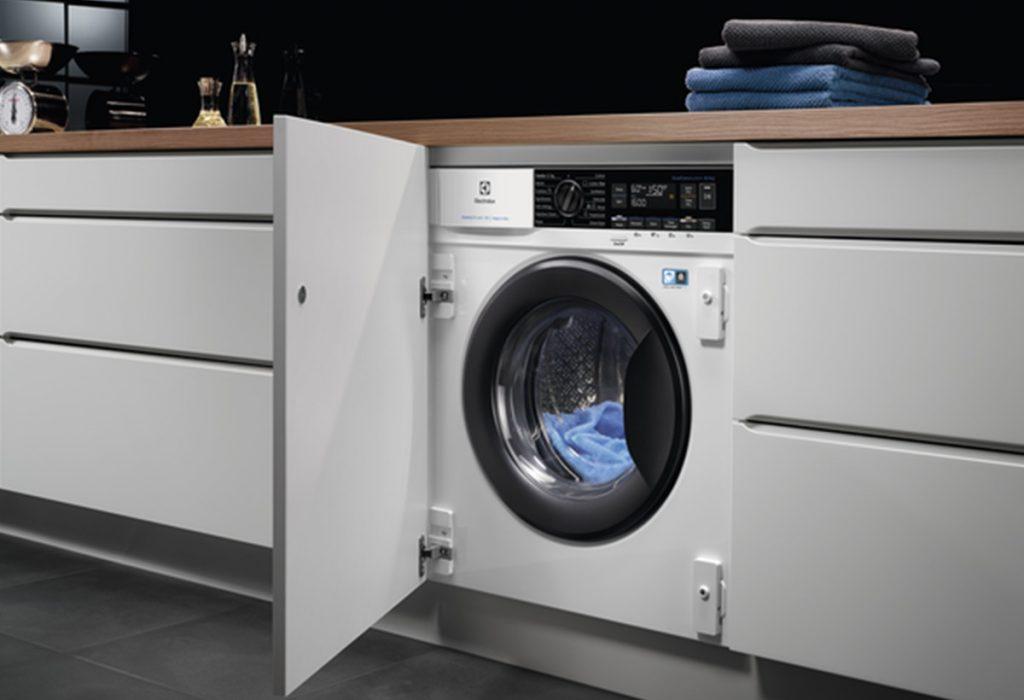 пералня за вграждане